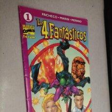 Cómics: LOS 4 FANTÁSTICOS VOL. 4 Nº 1 / MARVEL - FORUM. Lote 278396958