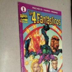 Cómics: LOS 4 FANTÁSTICOS VOL. 4 Nº 1 / MARVEL - FORUM. Lote 278397013