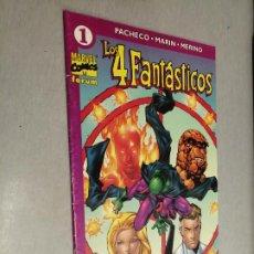 Cómics: LOS 4 FANTÁSTICOS VOL. 4 Nº 1 / MARVEL - FORUM. Lote 278397018