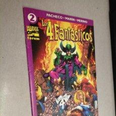 Cómics: LOS 4 FANTÁSTICOS VOL. 4 Nº 2 / MARVEL - FORUM. Lote 278397093