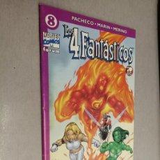 Cómics: LOS 4 FANTÁSTICOS VOL. 4 Nº 8 / MARVEL - FORUM. Lote 278397243