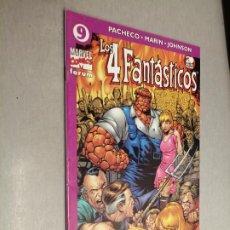 Cómics: LOS 4 FANTÁSTICOS VOL. 4 Nº 9 / MARVEL - FORUM. Lote 278397348