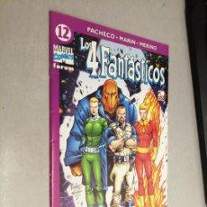 Cómics: LOS 4 FANTÁSTICOS VOL. 4 Nº 12 / MARVEL - FORUM. Lote 278397483