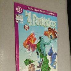 Cómics: LOS 4 FANTÁSTICOS VOL. 4 Nº 13 / MARVEL - FORUM. Lote 278397518