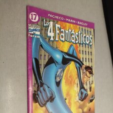 Cómics: LOS 4 FANTÁSTICOS VOL. 4 Nº 17 / MARVEL - FORUM. Lote 278397608