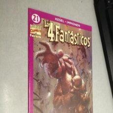Cómics: LOS 4 FANTÁSTICOS VOL. 4 Nº 21 / MARVEL - FORUM. Lote 278397833