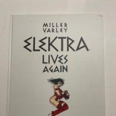 Cómics: ELEKTRA LIVES AGAIN. MILLER VARLEY. Lote 278433198
