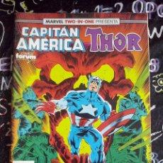 Cómics: FORUM - CAPITAN AMERICA / THOR VOL.1 NUM. 66. Lote 278454663