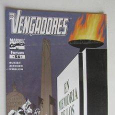 Comics: LOS VENGADORES VOLUMEN 3 Nº 56 VOL. 3 - MARVEL - FORUM ARX55. Lote 278482333