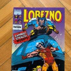 Cómics: LOBEZNO Nº 37 - D1. Lote 278526648