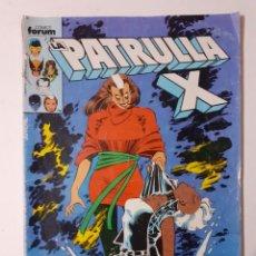 Cómics: PATRULLA X. N° 36. FORUM. 1987. PLANETA DEAGOSTINI. PEDIDO MÍNIMO 5 EUROS.. Lote 278539958