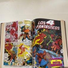 Fumetti: LOS 4 FANTÁSTICOS. Lote 278699273