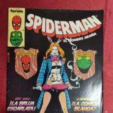 Comics: SPIDERMAN. VOL 1. Nº 86. FORUM. Lote 278766313