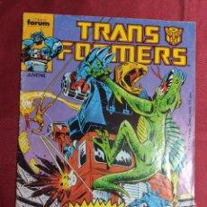 Cómics: G.I.JOE Y LOS TRANSFORMERS. Nº 40. FORUM. Lote 278795438