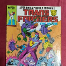 Cómics: TRANSFORMERS. Nº 49. FORUM. Lote 278826948