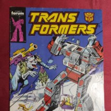 Cómics: TRANSFORMERS. Nº 51. FORUM. Lote 278827118