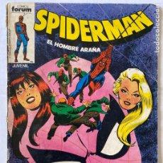 Cómics: SPIDERMAN VOL 1 1ª EDICIÓN FÓRUM #18. Lote 278944803