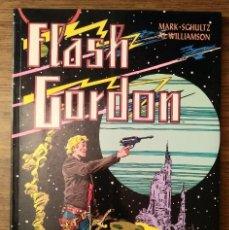 Cómics: FLASH GORDON REGRESO A MONGO. MARK SCHULTZ Y AL WILLIAMSON. PRESTIGE 1995. FORUM.. Lote 278958498