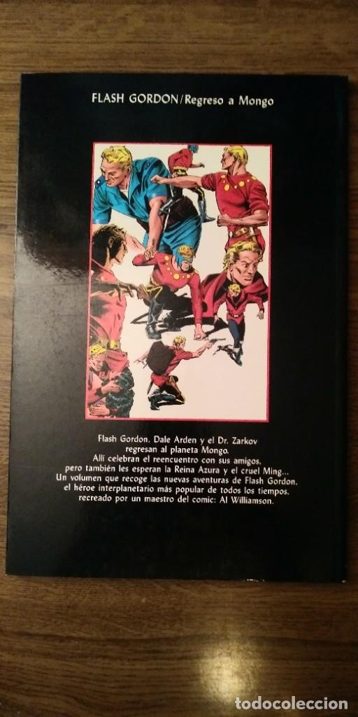 Cómics: FLASH GORDON REGRESO A MONGO. MARK SCHULTZ Y AL WILLIAMSON. PRESTIGE 1995. FORUM. - Foto 2 - 278958498