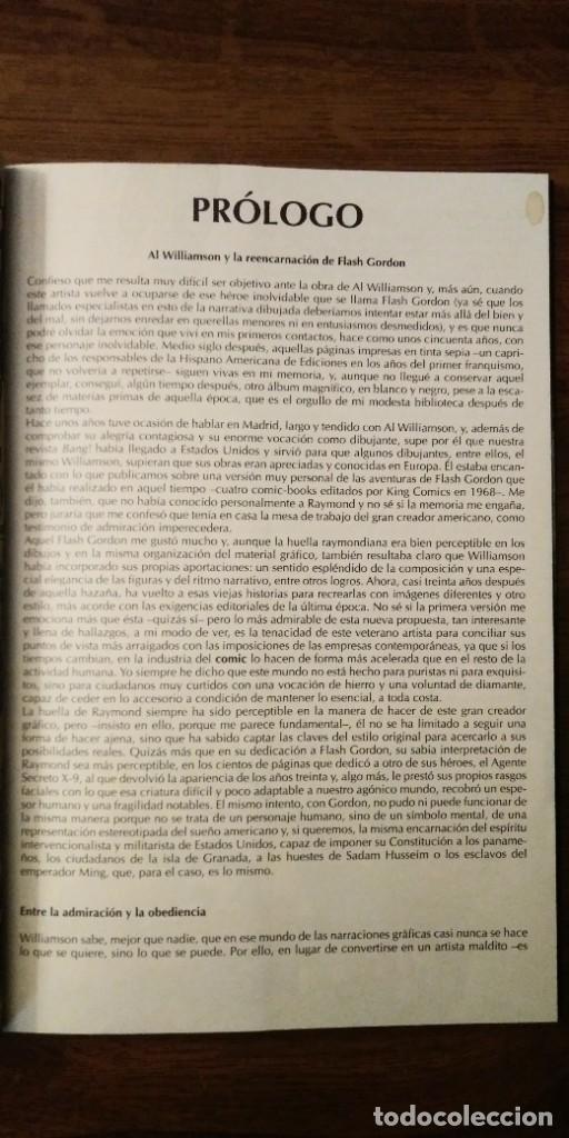 Cómics: FLASH GORDON REGRESO A MONGO. MARK SCHULTZ Y AL WILLIAMSON. PRESTIGE 1995. FORUM. - Foto 7 - 278958498