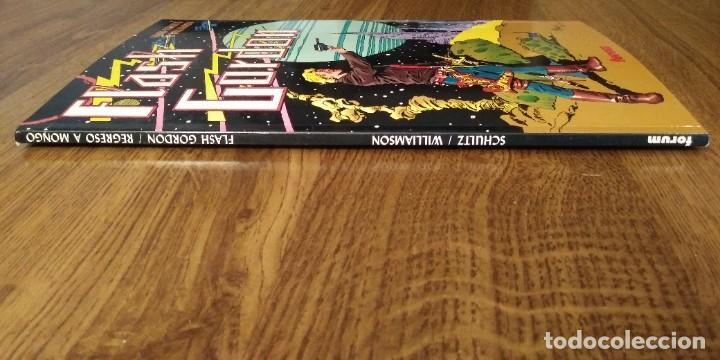 Cómics: FLASH GORDON REGRESO A MONGO. MARK SCHULTZ Y AL WILLIAMSON. PRESTIGE 1995. FORUM. - Foto 11 - 278958498