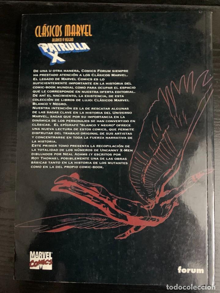 Cómics: Clásicos Marvel: La Patrulla X, por Roy Thomas y Neal Adams - Foto 2 - 279328418