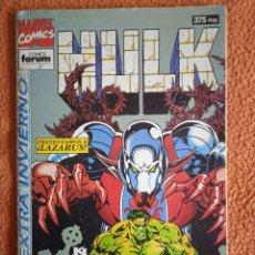 Cómics: HULK EXTRA DE INVIERNO 1994 PRESENTAMOS A LAZARUS.. Lote 279360003