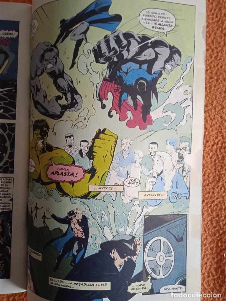 Cómics: HULK extra de invierno 1994 presentamos a Lazarus. - Foto 3 - 279360003