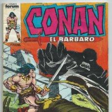 Cómics: CONAN EL BARBARO FORUM 1ª EDICION Nº 3. Lote 279375343