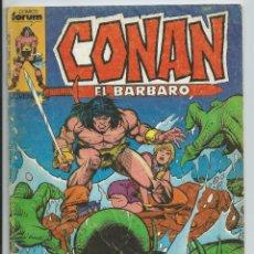 Cómics: CONAN EL BARBARO FORUM 1ª EDICION Nº 9. Lote 279375568