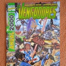 Cómics: ANUAL 2000 VENGADORES FORUM. Lote 279402473