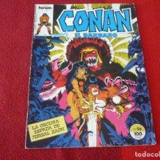 Cómics: CONAN EL BARBARO VOL. 1 Nº 56 ( FLEISHER BUSCEMA ) MARVEL FORUM. Lote 279403578