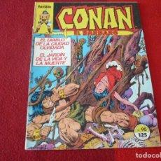 Cómics: CONAN EL BARBARO VOL. 1 Nº 90 ( ROY THOMAS BUSCEMA ) MARVEL FORUM. Lote 279403918