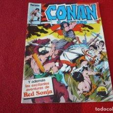 Cómics: CONAN EL BARBARO VOL. 1 Nº 110 MARVEL FORUM RED SONJA. Lote 279404563