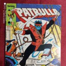 Comics : LA PATRULLA-X. TOMO RETAPADO. DEL Nº 47 AL 51. FORUM. Lote 279470523