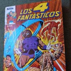 Cómics: LOS 4 CUATRO FANTÁSTICOS FORUM #8. Lote 279510388