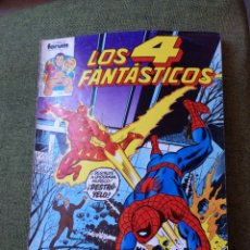 Cómics: LOS 4 CUATRO FANTÁSTICOS FORUM #4. Lote 279510503