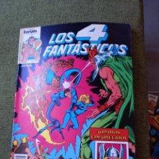 Cómics: LOS 4 CUATRO FANTÁSTICOS FORUM #13. Lote 279510808