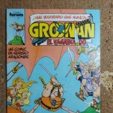 Cómics: COMIC DE FORUM CRONAN EL VAGABUNDO Nº 3. Lote 279514948