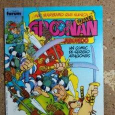 Cómics: COMIC DE FORUM CRONAN EL VAGABUNDO Nº 4. Lote 279515018