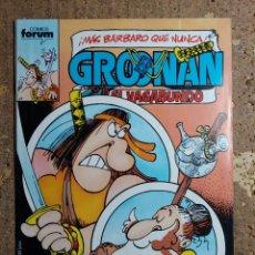 Cómics: COMIC DE FORUM CRONAN EL VAGABUNDO Nº 5. Lote 279515093