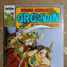Cómics: COMIC DE FORUM CRONAN EL VAGABUNDO Nº 6. Lote 279515143