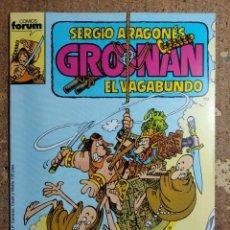 Cómics: COMIC DE FORUM CRONAN EL VAGABUNDO Nº 10. Lote 279515273