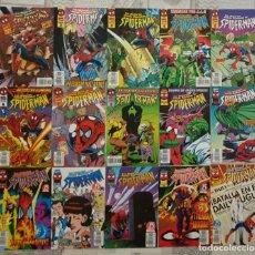 Cómics: LAS HISTORIAS JAMAS CONTADAS DE SPIDERMAN. COMPLETA 26 COMICS + 3 ESPECIALES. FORUM 1997. Lote 279587718