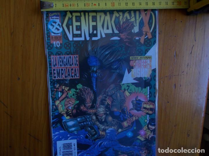 GENERACION X Nº10 MARVEL COMIC FORUM (Tebeos y Comics - Forum - X-Men)