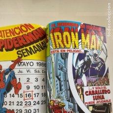 Comics: IRON MAN. Lote 280442598
