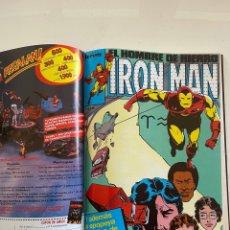 Comics: IRON MAN. Lote 280443123