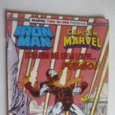 Comics: IRON MAN Nº 49 FORUM MUCHOS MAS EN VENTA, MIRA TUS FALTAS ARX124. Lote 280539618
