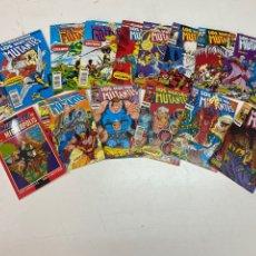 "Comics: LOTE DE CÓMICS ""LOS NUEVOS MUTANTES"" N 51 A 65 + UN MUTANTE EN MEGAPOLIS CÓMICS FORUM 80/90. Lote 280659518"
