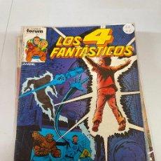 Comics: FORUM LOS 4 FANTASTICOS NUMERO 11 NORMAL ESTADO. Lote 280660258